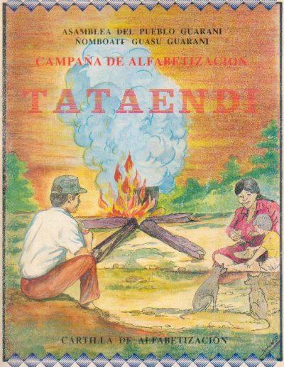 1. Cartilla de alfabetización en castellano 1992