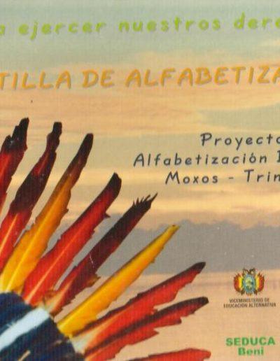 12. Cartilla de alfabetización para ejercer nuestros derechos. 2001