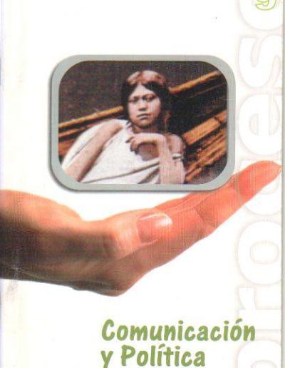 13.9. Comunicación y política 2002