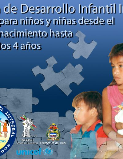 18. Cartilla de desarrollo infantil integral 2004
