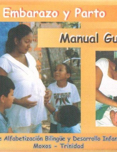 19. Cartilla sobre embarazo y parto 2004