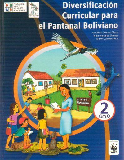 23. Diversificación curricular para el Pantanal Boliviano 2 ciclo 2006