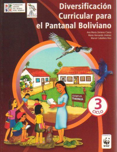 23. Diversificación curricular para el Pantanal boliviano 3 ciclo 2006