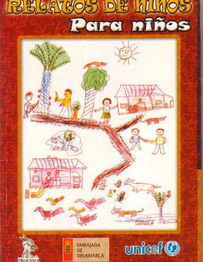 25. Relatos de niños para niños 2006