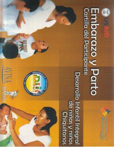 27. Cartilla sobre embarazo y parto 2007