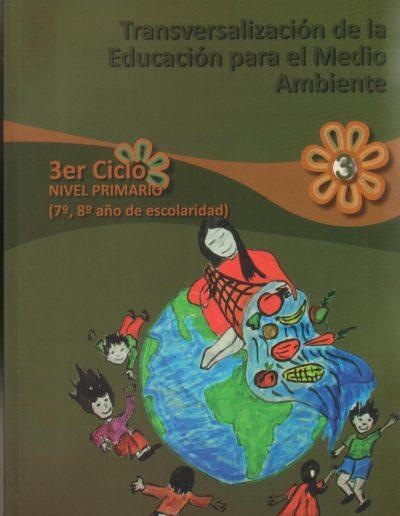 31. Transversalización de la educación para el medio ambiente 3 ciclo 2009