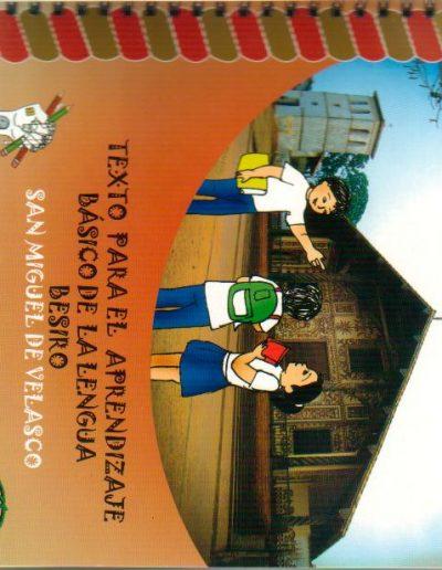 35. Texto para el aprendizaje báscio del besiro - San Miguel de Velasco 2011