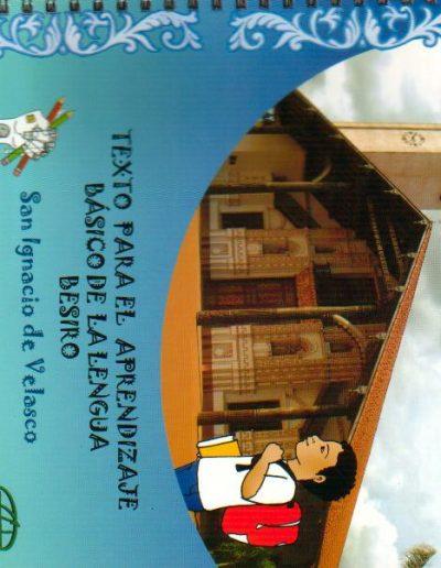 36. Texto para el aprendizaje del besiro - San Ignacio 2011