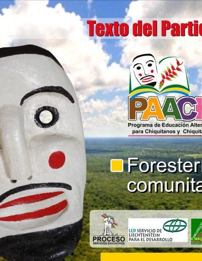39. d) Texto del Participante – Forestería Comunitaria