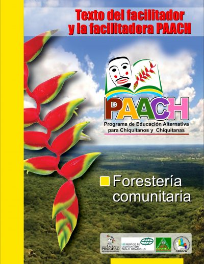 39. h)Texto del Facilitad@r Comunitari@ - Forestería Comunitaria.