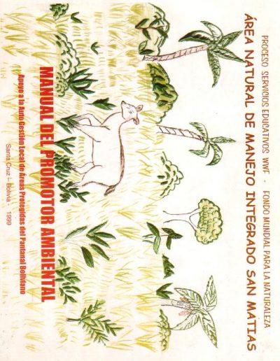 6. Manual del promotor ambiental 1999