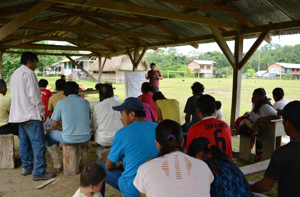 IDENTIFICACION DE VOCACIONES Y POTENCIALIDADES PRODUCTIVAS EN COMUNIDADES YURAKARÉS