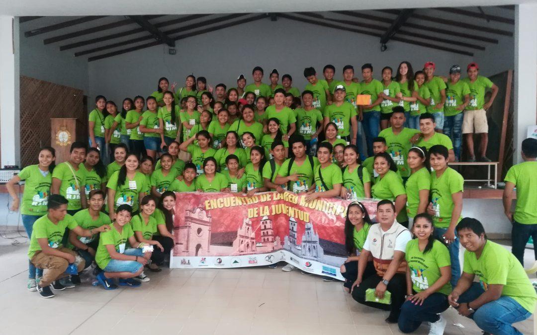 JUVENTUD CHIQUITANA Y GUARAYA SE FORTALECE A TRAVÉS DE ENCUENTROS MUNICIPALES LOCALES
