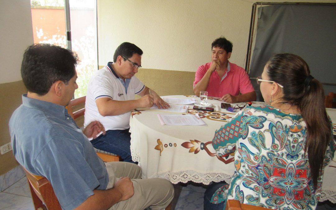 MANCOMUNIDAD DE MUNICIPIOS CHIQUITANOS Y PROCESO FIRMAN CONVENIO MARCO INTERINSTITUCIONAL
