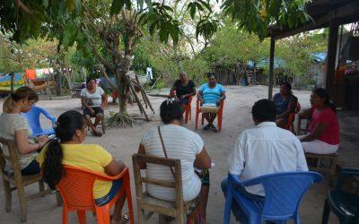 FAMILIAS AFECTADAS A CONSECUENCIA DEL INCENDIO Y SEQUÍA EN LA CHIQUITANÍA