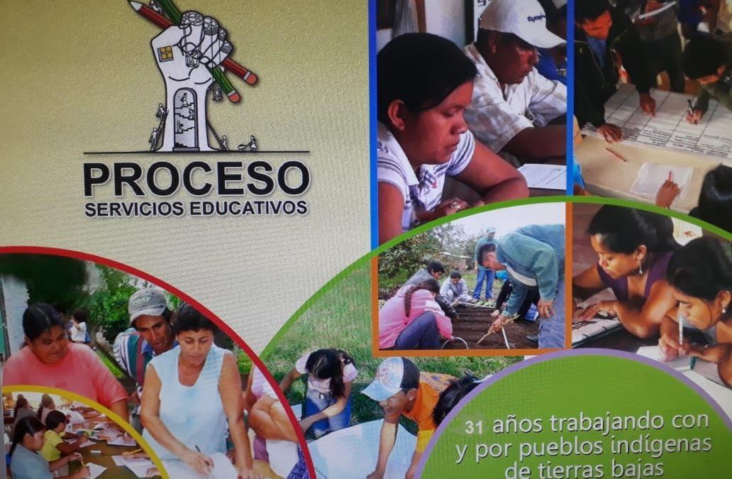 FELÍZ 31 ANIVERSARIO PROCESO SERVICIOS EDUCATIVOS