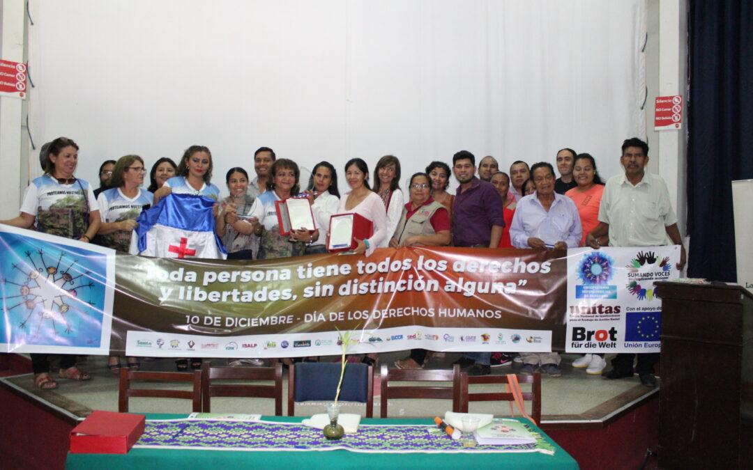 ENCUENTRO DEPARTAMENTAL DE DEFENSORES Y DEFENSORAS DE DERECHOS