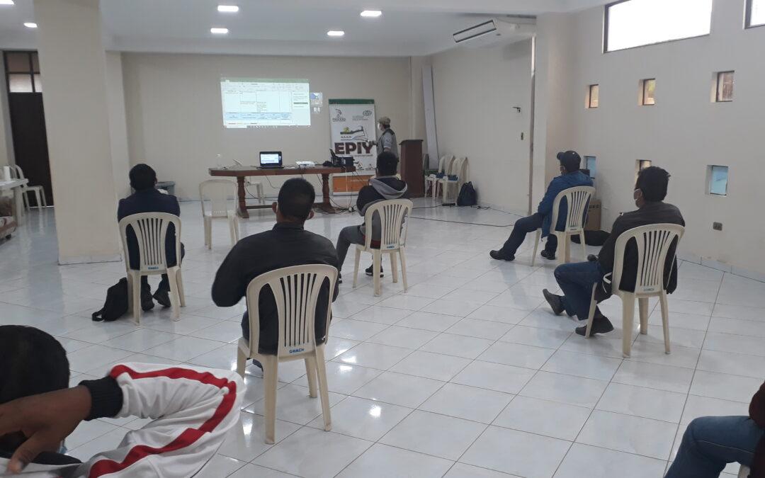 CHIMORÉ: Taller Virtual para la Construcción del Estándar Ocupacional de Operadores de Embarcaciones a Motor Fuera de Borda con expertos de la TCO Yurakaré